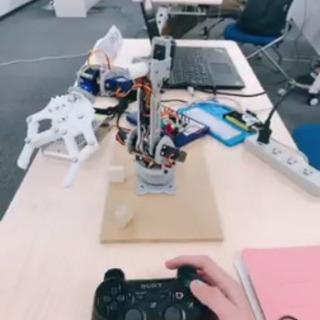 IoT ロボットプログラミング教室