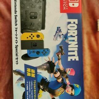 【ネット決済】Nintendo Switch Fortnite