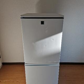 冷蔵庫 SHARP ノンフロン冷凍冷蔵庫