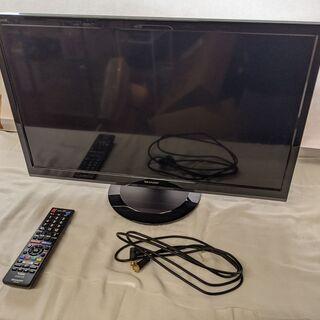 SHARP シャープ 液晶カラーテレビ 24V型 2019年製...