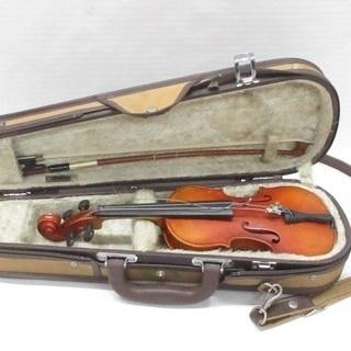 鈴木バイオリン ジャンク扱い