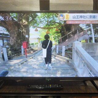 【ネット決済】【高年式】Hisense 2020年製 32型 3...