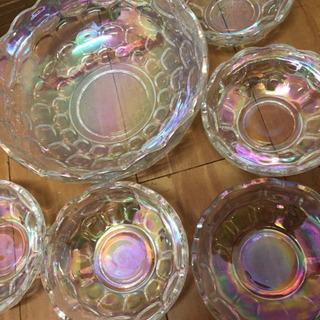 オーロラ 皿6セット