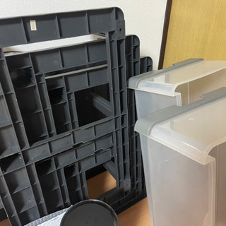 3×2段収納ケース