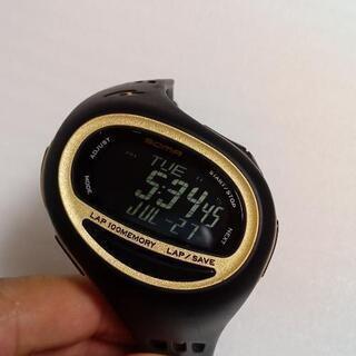 2美品!!激安!!スポーツ時計!状態良好綺麗です!!使用頻…