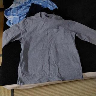 ヘビーウエイトコットン オーバーサイズ長袖Tシャツ 3枚組