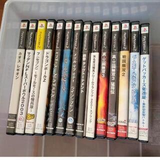 PS2 ゲームソフト28本 &DVD
