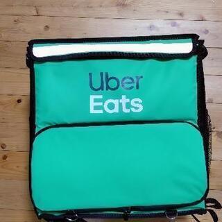 [終了]ウーバーイーツバッグ 未使用品 - 熊本市