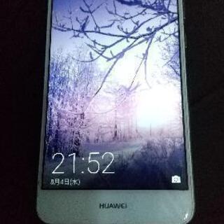 Huawei p10 LITE  UQ版SIMフリー