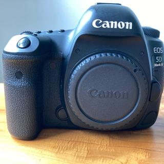 【ネット決済・配送可】Canon 5D mark4
