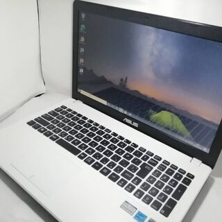 値下げ!ノート ASUS X551M バッテリー新品 SSD メ...