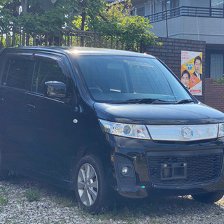 【ネット決済】AZワゴンカスタムスタイル XS車検2年付きコミコ...