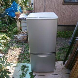 【売り切れ】使いやすい大きさ・かたち! 2ドア冷蔵庫(中古・普通品)