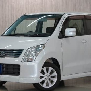 月々約¥24,000- スズキ ワゴンR 2WD FX リミテッ...