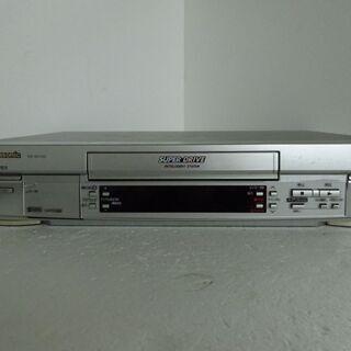 【中古品】パナソニック S-VHSビデオレコーダー NV-SV1...