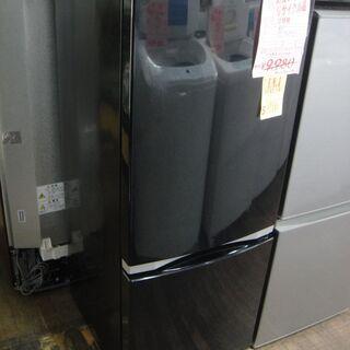 ジャンク品 東芝 ノンフロン冷凍冷蔵庫 GR-M15BS 153...