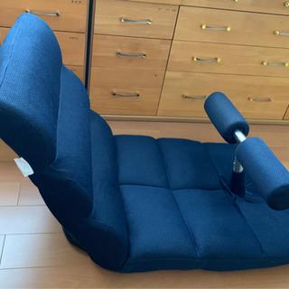 座椅子 腹筋トレーニング