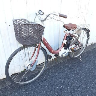 8月-4 電動アシスト自転車 パナソニック ViVi RX-5U...