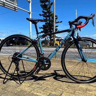 【新品】ロードバイク CUBE ATTAIN(適応身長160cm...