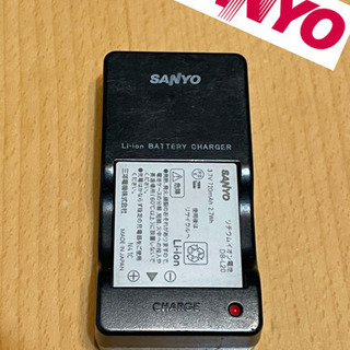 SANYO VAR-L20N 中古1台とバッテリー1個
