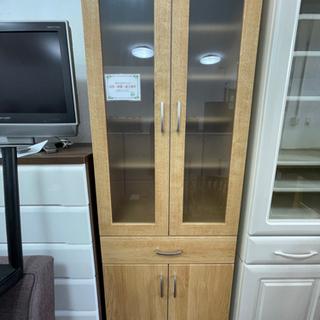 送料・設置込み 食器棚