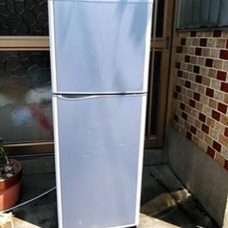 三菱の冷蔵庫、差し上げます