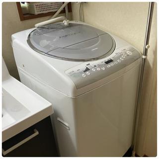 洗濯乾燥機 8kg