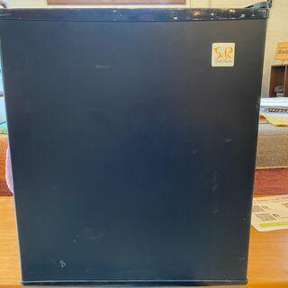 1ドア 冷蔵庫 サイズW43×D48×H50