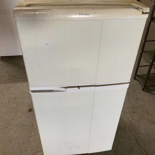 【格安】ハイアール 2ドア冷蔵庫 98L JR-N100C…