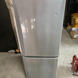 【良品】三菱 2013年製 良品 2ドア冷蔵庫 MR-P1…