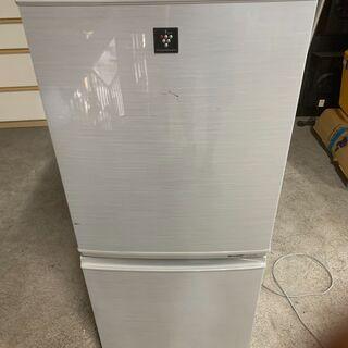 【良品】SHARP 2ドア冷蔵庫 2012年製 SJ-PD…