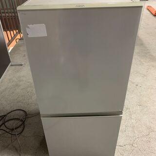【良品】AQUA 2ドア冷蔵庫 AQR-16D 2015年…