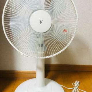 中古美品 扇風機 YAMAZEN 30cm リビング扇風機