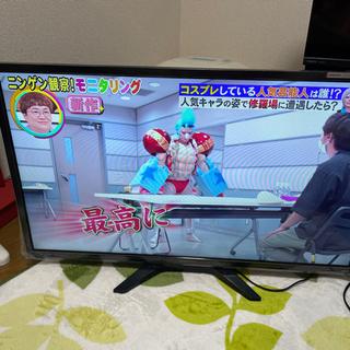 値下げ!ORION 日本品質 テレビ台付の画像