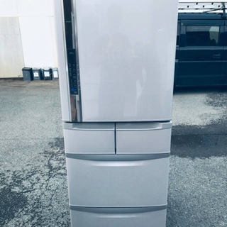 ‼️470L‼️456番 日立✨ノンフロン冷凍冷蔵庫✨R-SL4...