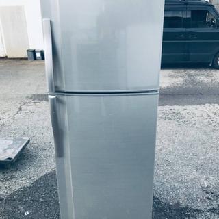 461番 シャープ✨ノンフロン冷凍冷蔵庫✨SJ-23W-N‼️