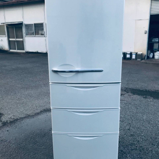 ‼️355L‼️463番AQUA✨ノンフロン冷凍冷蔵庫✨AQR-...