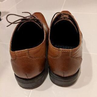 パトリックコックス 茶色 革靴 - 生活雑貨