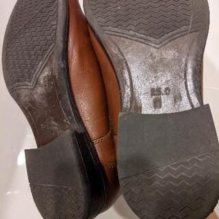 パトリックコックス 茶色 革靴 - 売ります・あげます