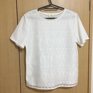 A/C ALPHA CUBIC レースTシャツ