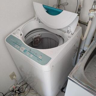 SHARP 洗濯機