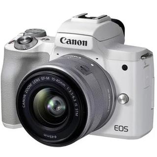 Canon EOS Kiss M2 EF-M15-45 I…
