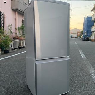 当日配送‼️配送無料🚛 三菱✨冷蔵庫🎖人気の146L大容量…