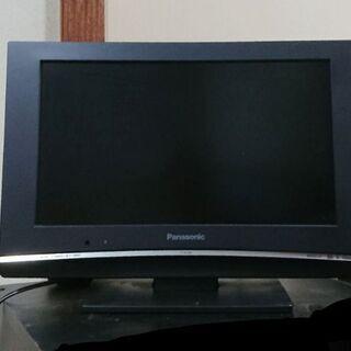 Panasonic 20インチ テレビ