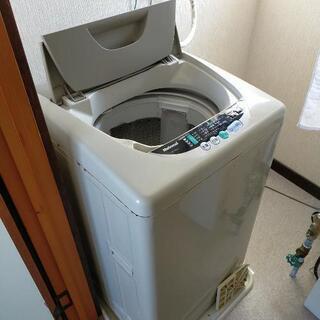 ナショナル洗濯機 0円