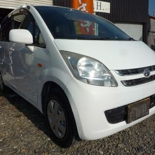 DAIHATSU  MOVE-L  4WD  車検令和4年6月4日迄