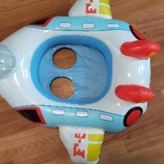 浮き輪(乗り物タイプ)