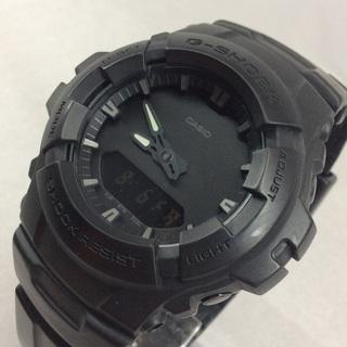 CASIO G-SHOCK ジーショック 黒デジアナ腕時計 G−...