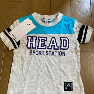新品タグ付き HEAD Tシャツ 80センチ