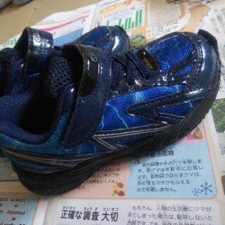 稲妻⚡️柄靴17㌢